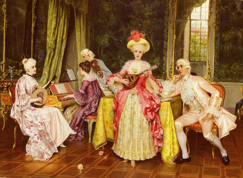 Подборка музыки Антонио Вивальди, классическая музыка