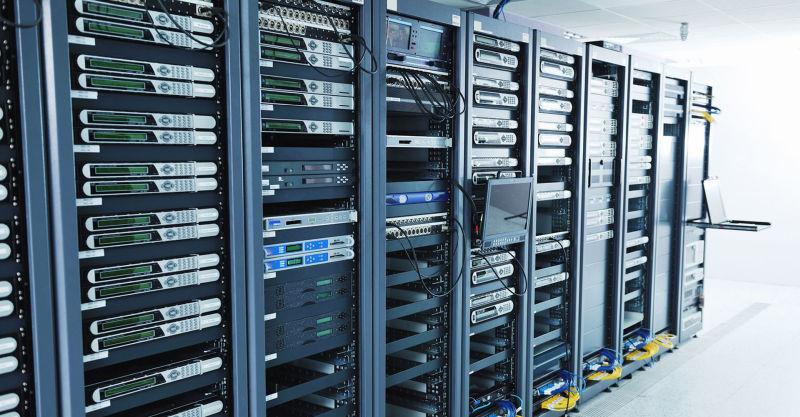Серверная комната, хостинг, сервер