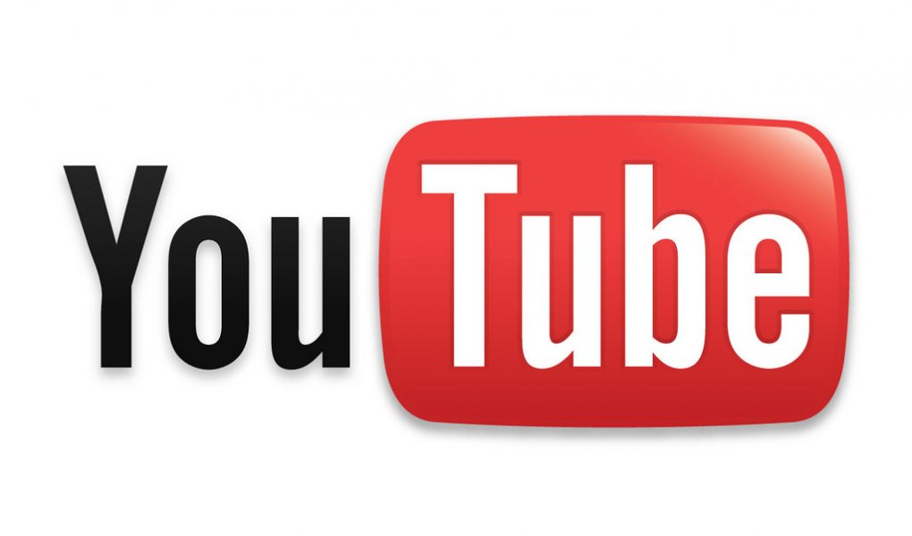 YouTube старый логотип