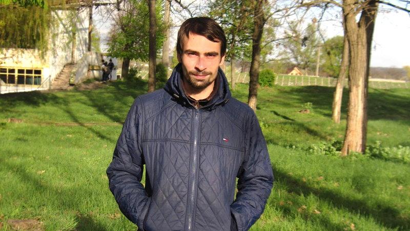 Павел Сергеевич Березюк, Павло Сергійович Березюк, Сміла, Ротмістрівка