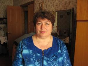 Мама в старой квартире