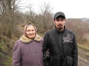 Мы с бабушкой