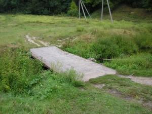 Мостик через Среблянку