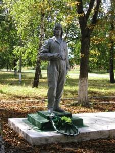 Памятник танкисту